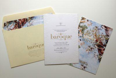 Baroque branding