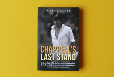 Chappells Last Stand Cover